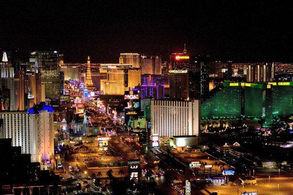 Лас-Вегас в США