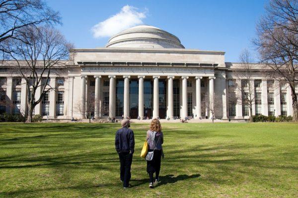 Массачусетский университет в США