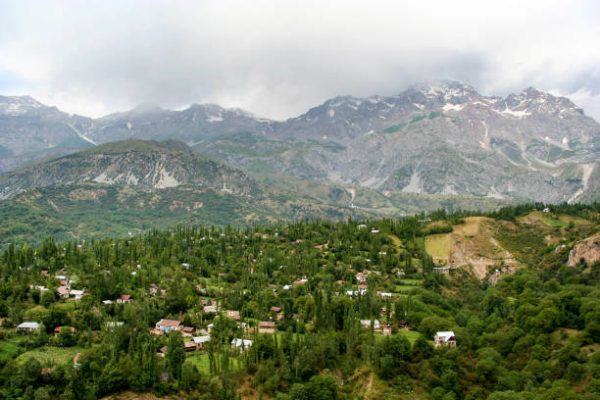 Курортная зона Арсланбоб