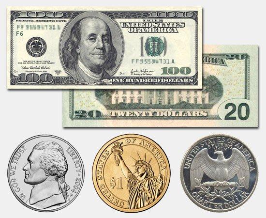 Валюта Америки