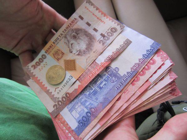 валюта Танзании