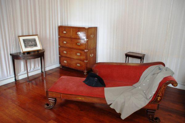 Вещи Наполеона в музее