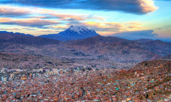 Вид на Эль-Альто