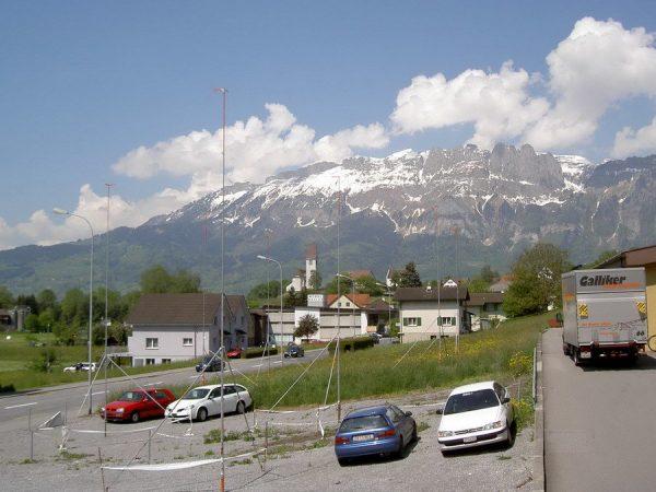Вид на город Эшен