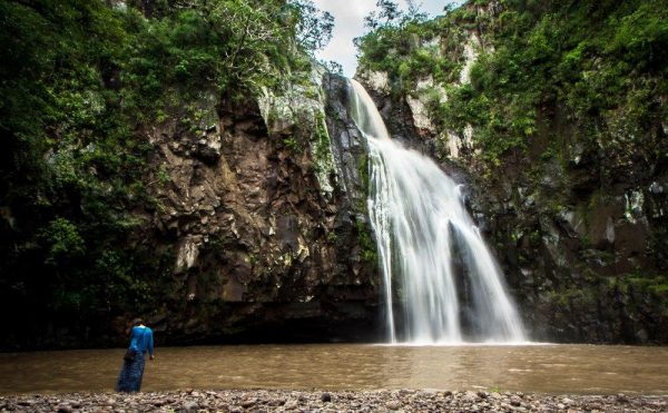 Водопад Салто де Ла Эстанзуэла