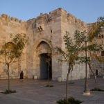 Яффские ворота Старого города