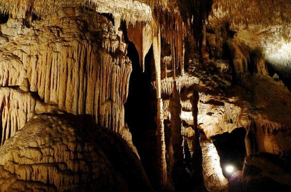 Ясовская пещера в Словакии