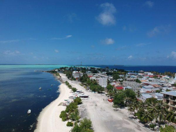 Южный Мале на Мальдивских островах