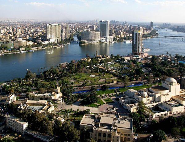 Замалик в Каире