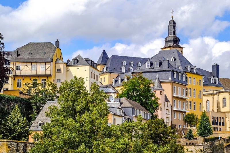 Главные достопримечательности Люксембурга