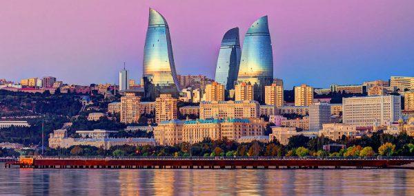 «Пламенные башни» в Баку