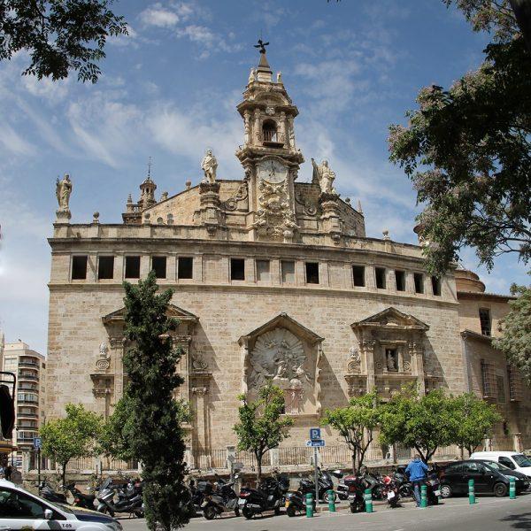 Церковь Сан-Хуан-дель-Меркадо