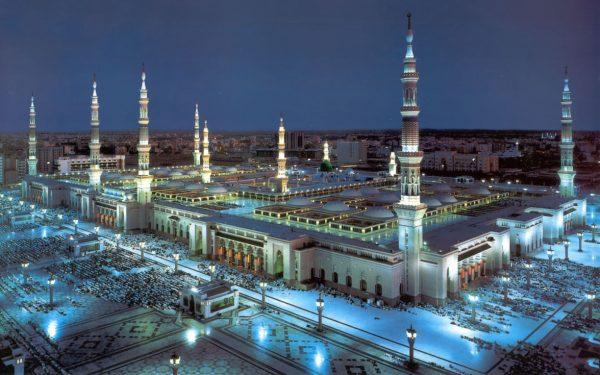 Мечеть Аль-Набави