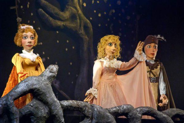 Спектакль «Маленькая фея» в Брестском кукольном театре
