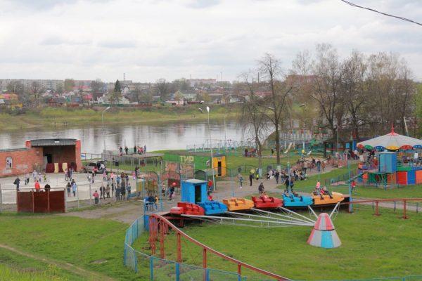Полоцкий городской парк культуры и отдыха