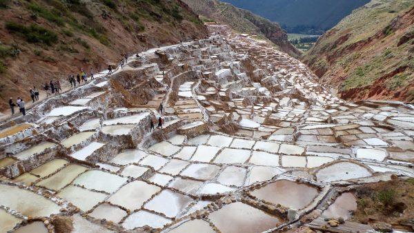 Соляные копи Салинас-де-Марас