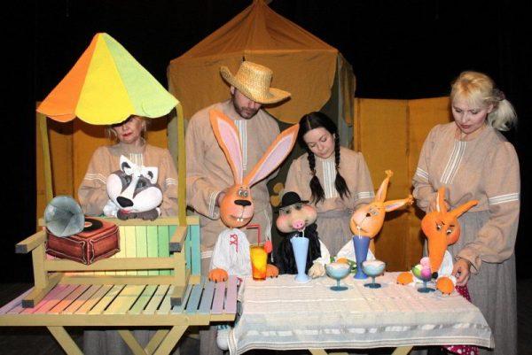 Гомельский областной театр кукол