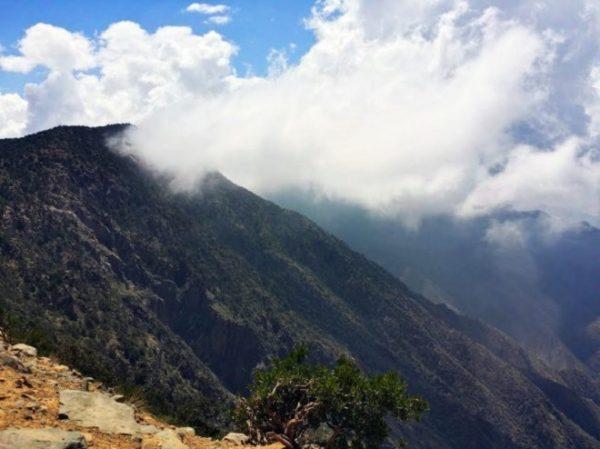 Гора Джабаль-эль-Лауз