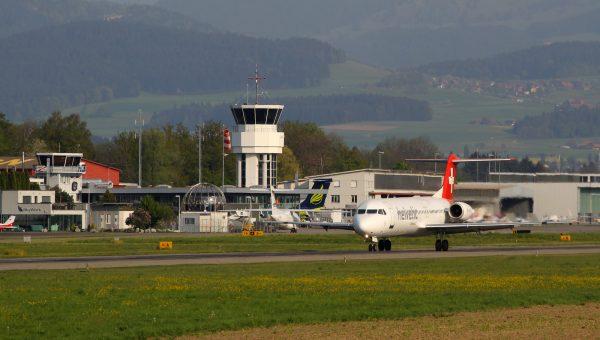 Аэропорт Бельп в Берне