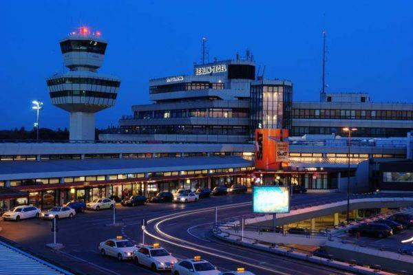 Аэропорт Берлина