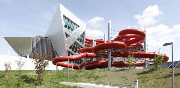 Аквапарк Bernaqua в Берне