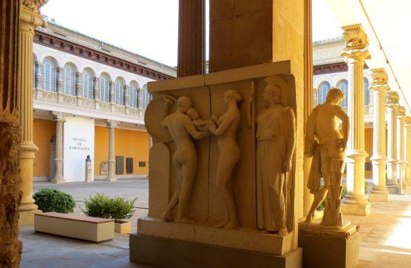 Анфилада музея Сарагосы