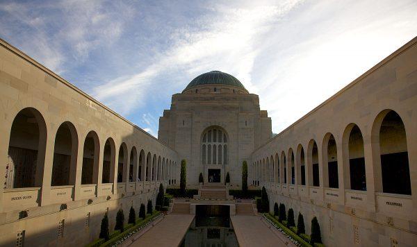 Австралийский военный мемориал в Канберре