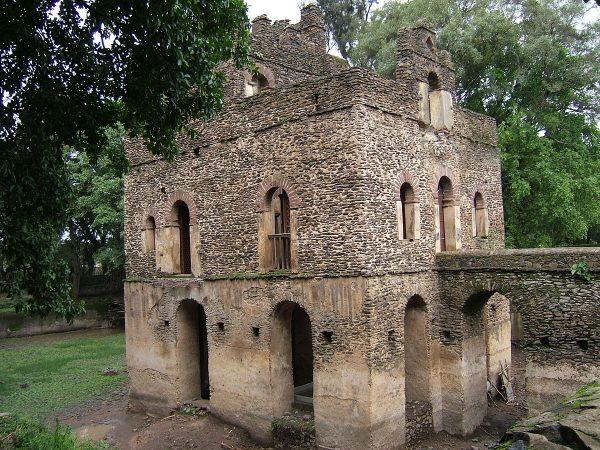 Бани Фасилидаса в Гондэре