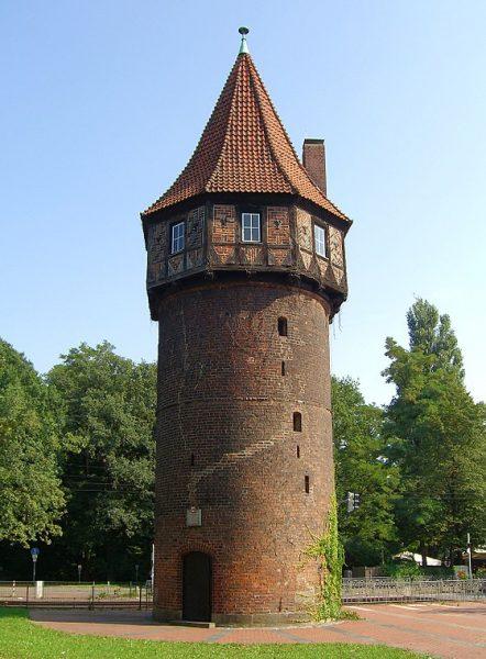 Башня Дёрен рядом с Ганновером