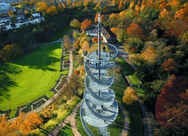 Башня Киллесберг в Штутгарте