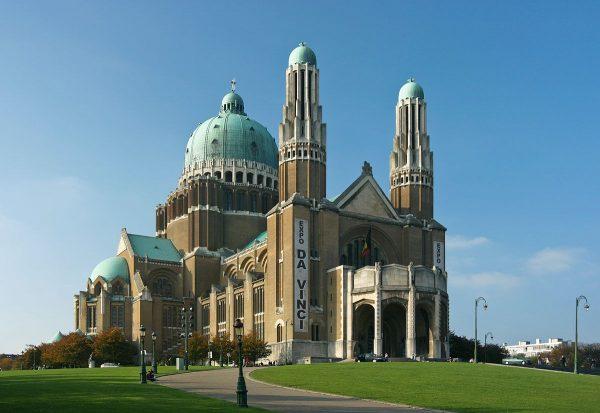 Базилика Сакре-Кёр в Брюсселе