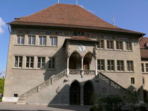 Бернская городская ратуша