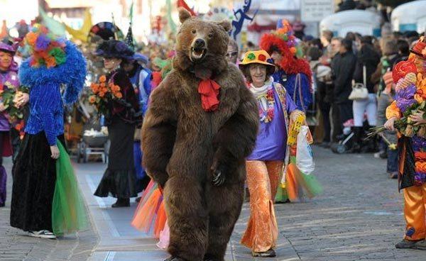Бернский карнавал