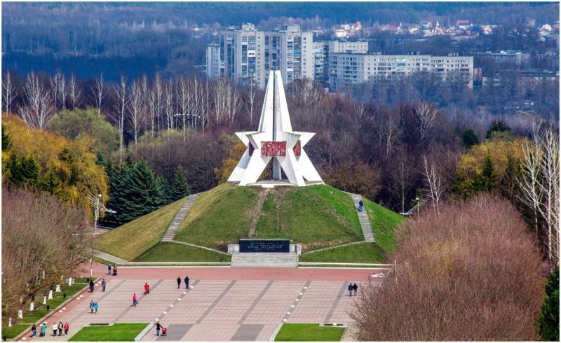 Древний Брянск—город воинской славы
