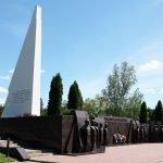 Бюсты с героями войны — уроженцами города Брянска