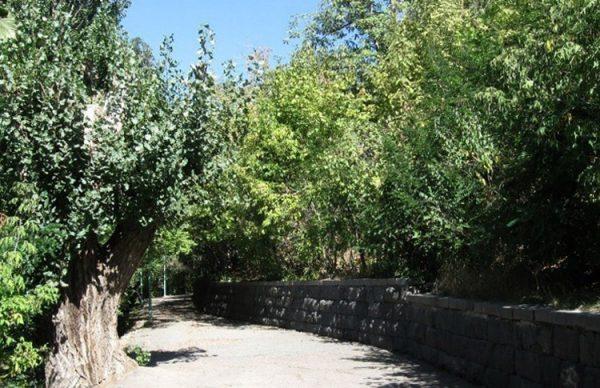 Центральный парк Гюмри