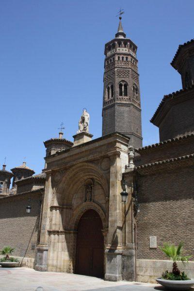 Церковь Сан-Пабло в Сарагосе