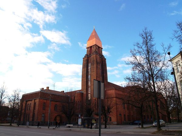 Церковь святого Павла в Тарту