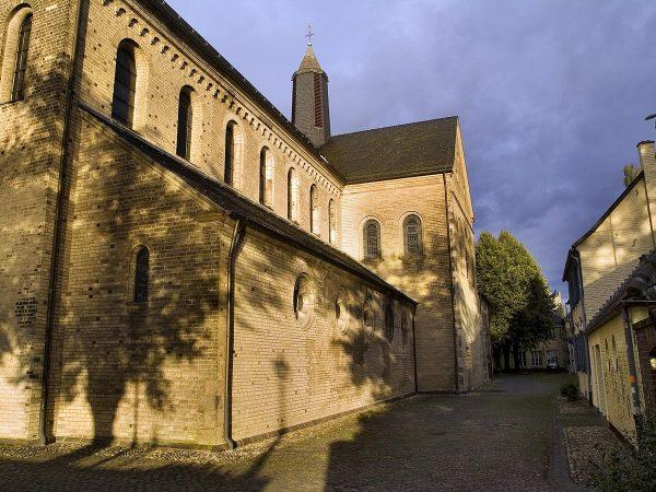 Церковь Святого Свитберта в Дюссельдорфе