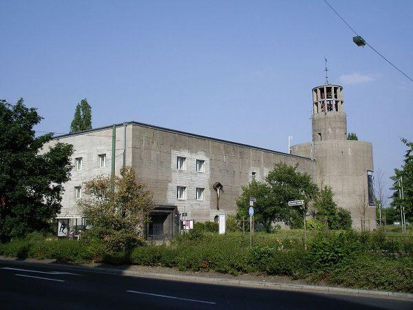 Церковь Святого Таинства в Дюссельдорфе