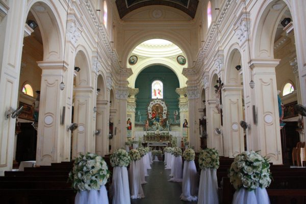 Церковь Святой Марии в Негомбо