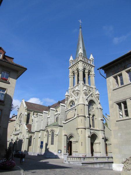 Церковь Святых Петра и Павла в Берне