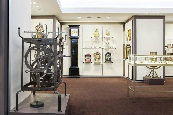 Экспозиция музея Бейера