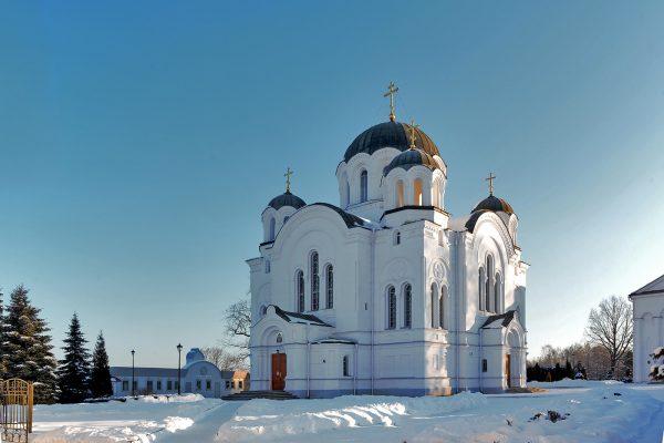 Кресто-Воздвиженский собор в Полоцке