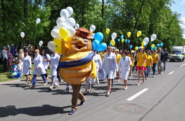 День города в Полоцке