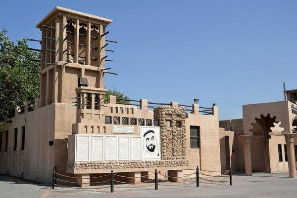 Дом-дворец шейха Саида в Дубае