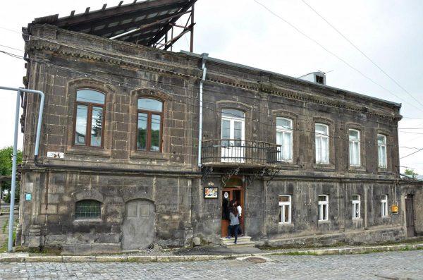 Дом-музей Мгера Мкртчана