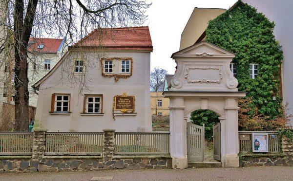 Дом-музей Шиллера в Лейпциге