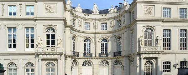 Дворец Карла Лотарингского в Брюсселе