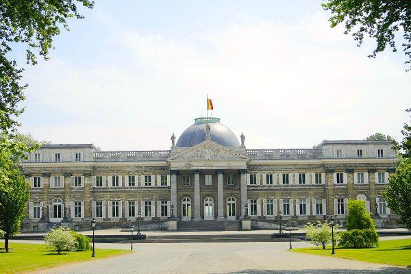 Дворец Лакен в Брюсселе